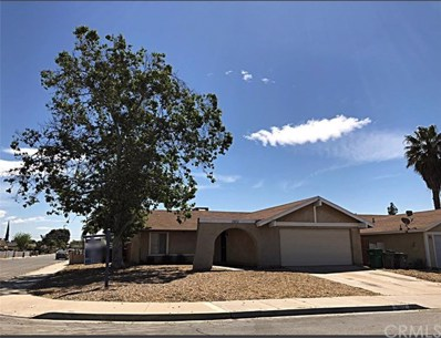 14672 Wilma Sue Street, Moreno Valley, CA 92553 - MLS#: IG19091314