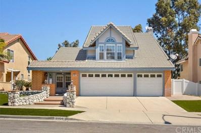 2901 Amber Drive, Corona, CA 92882 - MLS#: IG19095780