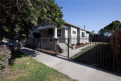 1550 W 55th Street, Los Angeles, CA 90062 - MLS#: IG19097793