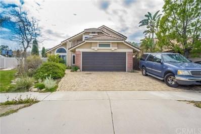 3318 Fallenleaf Drive, Corona, CA 92882 - MLS#: IG19101729