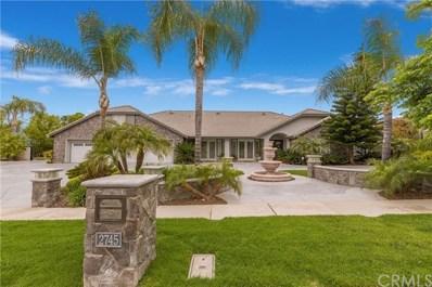 2745 Garretson Avenue, Corona, CA 92881 - MLS#: IG19110197