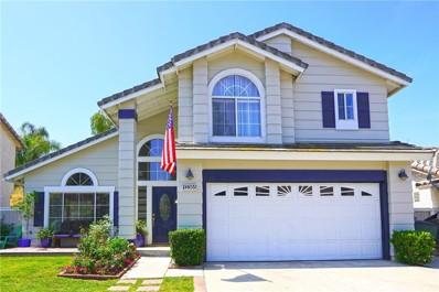 13365 Bobcat Drive, Corona, CA 92883 - MLS#: IG19113374