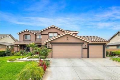 538 Silverhawk Drive, Corona, CA 92879 - MLS#: IG19113472