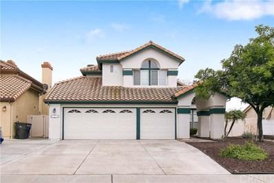 8916 Mesa Oak Drive, Riverside, CA 92508 - MLS#: IG19114903