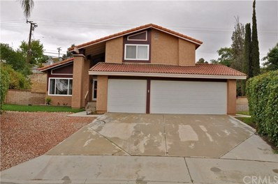 5370 Viscaya Court, Riverside, CA 92509 - MLS#: IG19115816