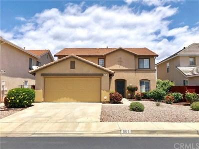 861 Bridgewood Street, Corona, CA 92881 - MLS#: IG19118180