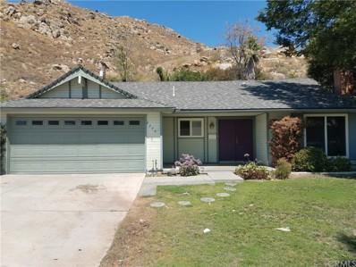 2275 Quartz Place, Riverside, CA 92507 - MLS#: IG19122375