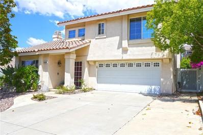 27010 Lightfoot Drive, Corona, CA 92883 - MLS#: IG19123349