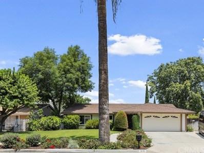 819 W Citron Street, Corona, CA 92882 - MLS#: IG19131872