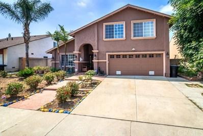 1236 E Dore Street, West Covina, CA 91792 - MLS#: IG19133266
