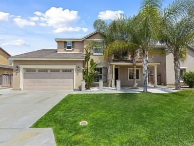417 Overleaf Way, San Jacinto, CA 92582 - MLS#: IG19133829