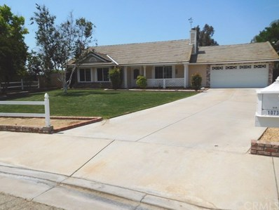 10738 Fury Drive, Riverside, CA 92505 - MLS#: IG19134878