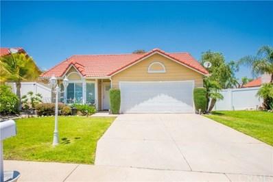 9418 Palm Canyon Drive, Corona, CA 92883 - MLS#: IG19141605