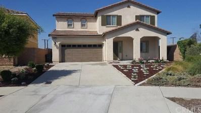16721 Kalmia Lane, Fontana, CA 92336 - MLS#: IG19142320