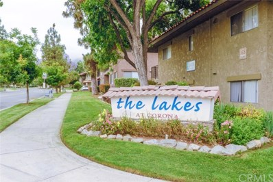 1586 Border Avenue UNIT G, Corona, CA 92882 - MLS#: IG19145991