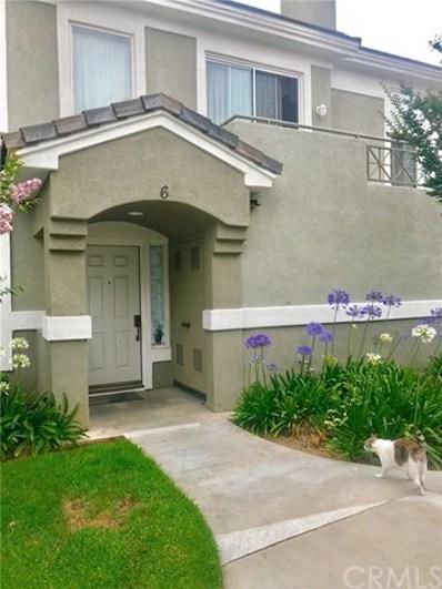 678 Azure Lane UNIT 6, Corona, CA 92879 - MLS#: IG19146808