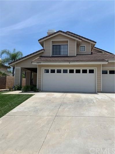 22479 Cobble Creek Drive, Moreno Valley, CA 92557 - MLS#: IG19147948