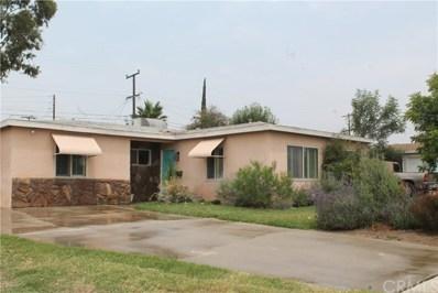 124 N Encina Avenue, Rialto, CA 92376 - MLS#: IG19153049