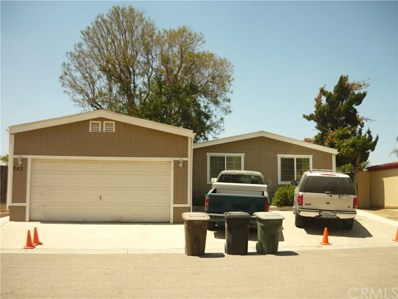 700 E Washington Street UNIT 243, Colton, CA 92324 - MLS#: IG19153815