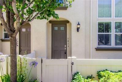 33640 Willow Haven Lane UNIT 101, Murrieta, CA 92563 - #: IG19155937