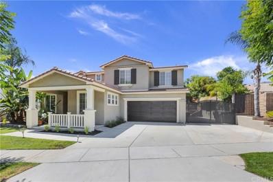 120 E Orange Heights Lane, Corona, CA 92881 - MLS#: IG19158068