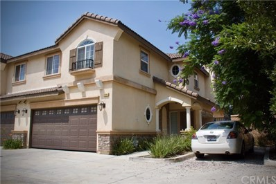 16558 Paine Street UNIT 6, Fontana, CA 92336 - MLS#: IG19160622