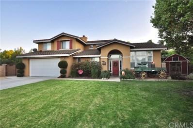 1043 Santa Fe Way, Norco, CA 92860 - MLS#: IG19161197