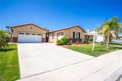 25687 Turfwood Street, Menifee, CA 92585 - MLS#: IG19161691