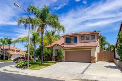 101 Englemann Drive, Corona, CA 92881 - MLS#: IG19166651
