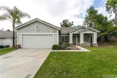 2395 Santana Way, Corona, CA 92881 - MLS#: IG19170171