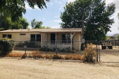 23326 Gunther Road, Romoland, CA 92585 - MLS#: IG19171143