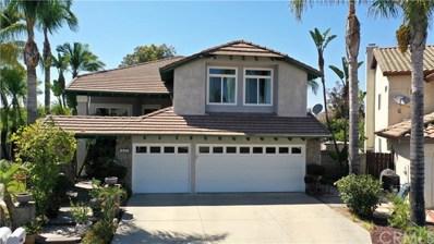 1642 Vista Santa Fe Place, Chino Hills, CA 91709 - MLS#: IG19172114