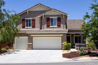 24882 Rainbarrel Road, Wildomar, CA 92595 - MLS#: IG19180008