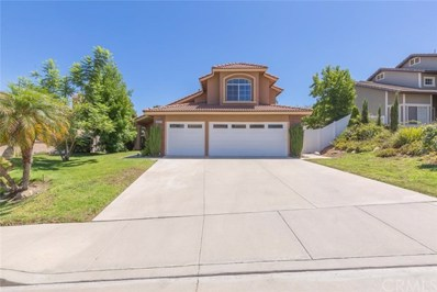 27406 Echo Canyon Court, Corona, CA 92883 - MLS#: IG19195599