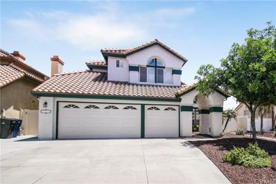 8916 Mesa Oak Drive, Riverside, CA 92508 - MLS#: IG19197370