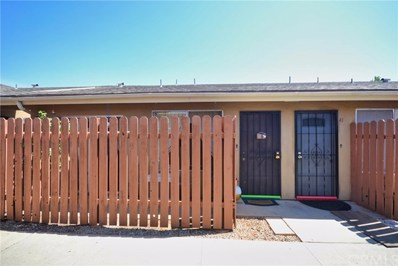 4727 Jackson St UNIT 42, Riverside, CA 92503 - MLS#: IG19205810