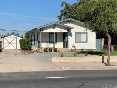 720 S Buena Vista Avenue, Corona, CA 92882 - MLS#: IG19215040