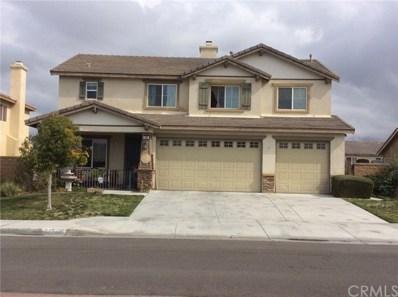 443 Ivy Crest Drive, San Jacinto, CA 92582 - MLS#: IG19215626