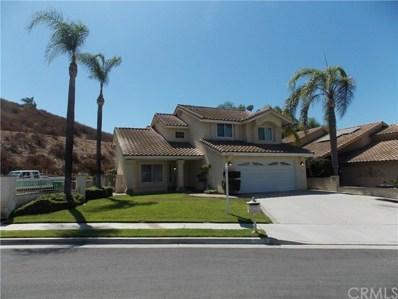 2650 Tundar Circle, Corona, CA 92879 - MLS#: IG19218398