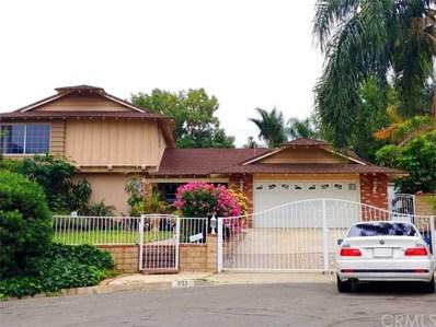 721 Broadmoor Court, Corona, CA 92882 - MLS#: IG19220362