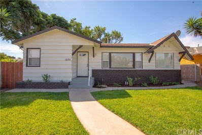 1050 W 5th Street, Corona, CA 92882 - MLS#: IG19222791