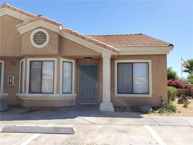 40975 Sandy Gale Lane UNIT D, Palm Desert, CA 92211 - MLS#: IG19222902
