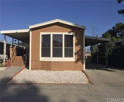 913 S Grand Avenue UNIT 167, San Jacinto, CA 92582 - MLS#: IG19232263