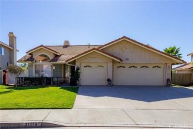 21115 Gallant Fox Drive, Moreno Valley, CA 92557 - MLS#: IG19232741