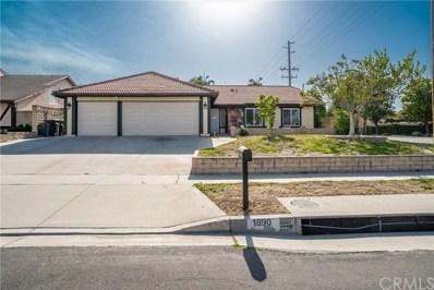 1890 Ellington Drive, Corona, CA 92880 - MLS#: IG19242251