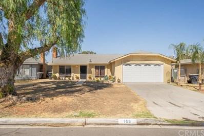 168 Amber Way, Perris, CA 92571 - MLS#: IG19242331