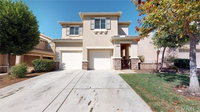 12907 Cobblestone Lane, Moreno Valley, CA 92555 - MLS#: IG19250525
