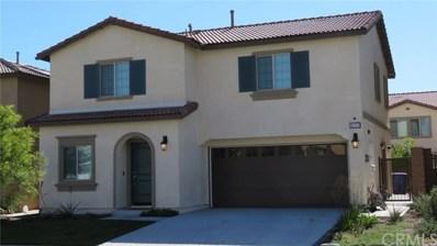 16737 Birchwood Lane, Fontana, CA 92336 - MLS#: IG19261747