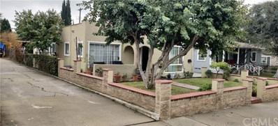 222 S Hillcrest Street, La Habra, CA 90631 - MLS#: IG19268355