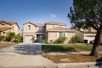 7143 Petaluma Drive, Fontana, CA 92336 - MLS#: IG19273206